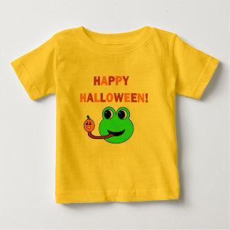 HOPPY/HAPPY HALLOWEEN FROG T SHIRT