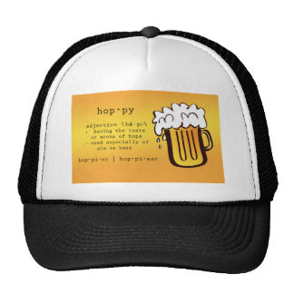 Hoppy Trucker Hat