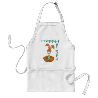 Hoppy In Jesus Aprons