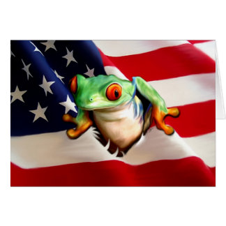 Hoppy Independence Day Cards