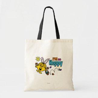 Hoppy Little Miss Sunshine Budget Tote Bag