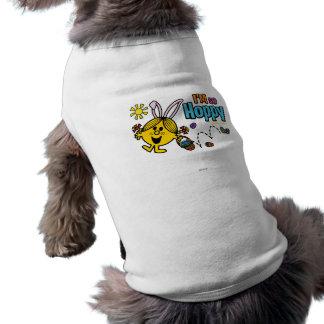 Hoppy Little Miss Sunshine Dog T Shirt