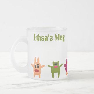 Hoppy Monsters Name Coffee Mug Ethan
