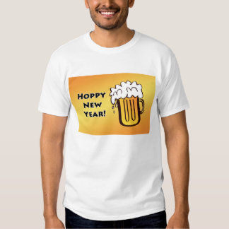 Hoppy New Year T-shirt
