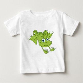 Hoppy the Happy Frog Baby T-Shirt