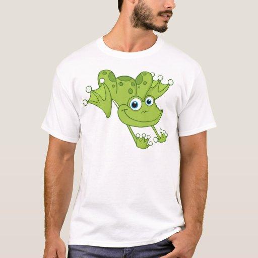 Hoppy the Happy Frog T-Shirt