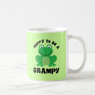 Hoppy To Be A Grampy Gift Coffee Mug