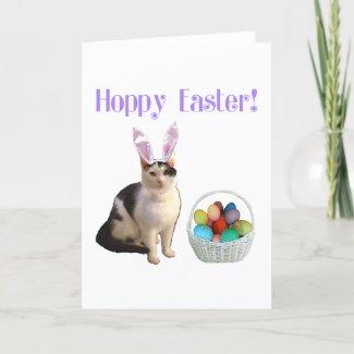 HoppyEaster card