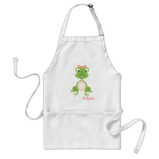 Hoppy's Girl Adult Apron