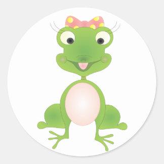 Hoppy's Girl Sticker