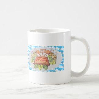 Hops and Malt Coffee Mug