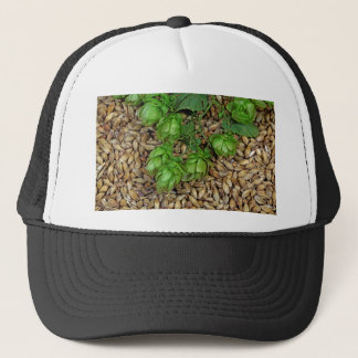 Hops and Malt Trucker Hat