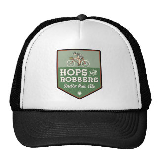 Hops and Robbers Mesh Hats