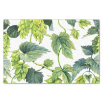 Hops, Beer Favor Tissue Paper