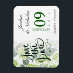 "Hops, Beer Save the Date Magnet<br><div class=""desc"">Hops,  Beer Wedding Collection</div>"