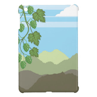 Hops Hills Case For The iPad Mini