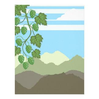 Hops Hills Letterhead