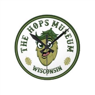 Hops Museum Clock