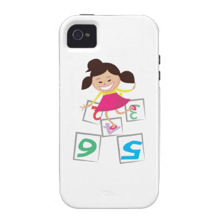 Hopscotch Case-Mate iPhone 4 Covers