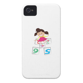 Hopscotch iPhone 4 Cover