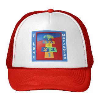 HopScotch Love Cap Trucker Hat