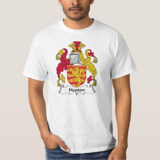 Hopton Family Crest T-Shirt
