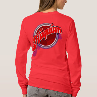 Hoquiam swoop F/B T-Shirt
