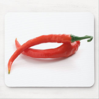 hor chili peppers mouse pads