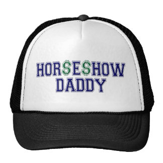 HOR E HOW DADDY MESH HATS