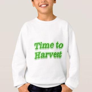 Hora de cosechar V3 Camisas