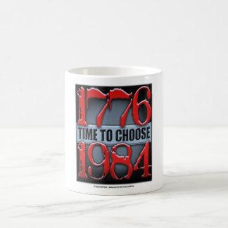 Hora de elegir taza