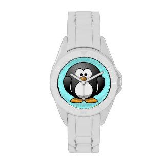 Hora de enfriarse hacia fuera relojes de pulsera