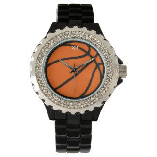 hora de jugar a baloncesto relojes