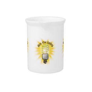 Hora de la tierra - amortigüe las luces - bulbo de jarrones