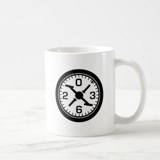 Hora de montar taza clásica