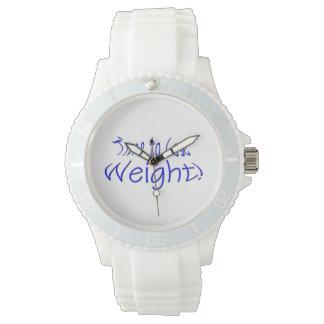 Hora de perder el reloj del peso para los hombres