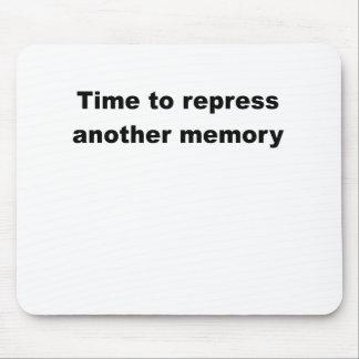 hora de reprimir otro memory.png alfombrilla de ratones