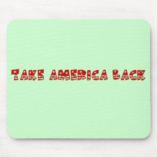 Hora de retirar América de los políticos Tapete De Ratón
