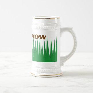 Hora de segar la taza