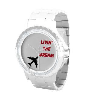 Hora de soñar relojes de pulsera