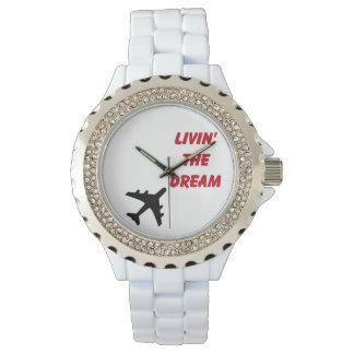 Hora de soñar reloj