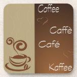 hora del café posavaso
