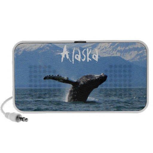 Hora del recreo de la ballena; Alaska iPhone Altavoces