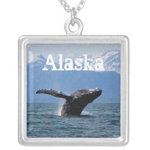 Hora del recreo de la ballena; Alaska Pendiente