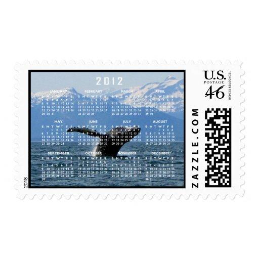 Hora del recreo de la ballena; Calendario 2012