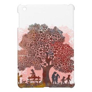 Hora del recreo por el árbol - caso del iPad