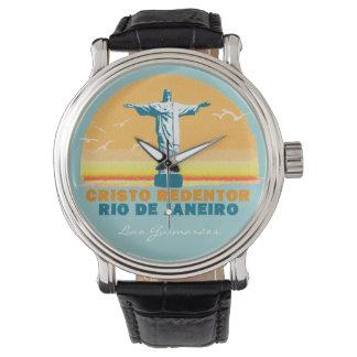 Hora del verano de Río de Janeiro Reloj