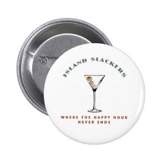 Hora feliz del Slacker de la isla Pins