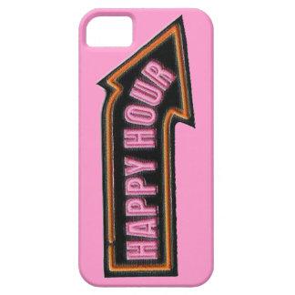 Hora feliz iPhone 5 Case-Mate funda