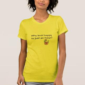 ¿HORA feliz? Camisetas